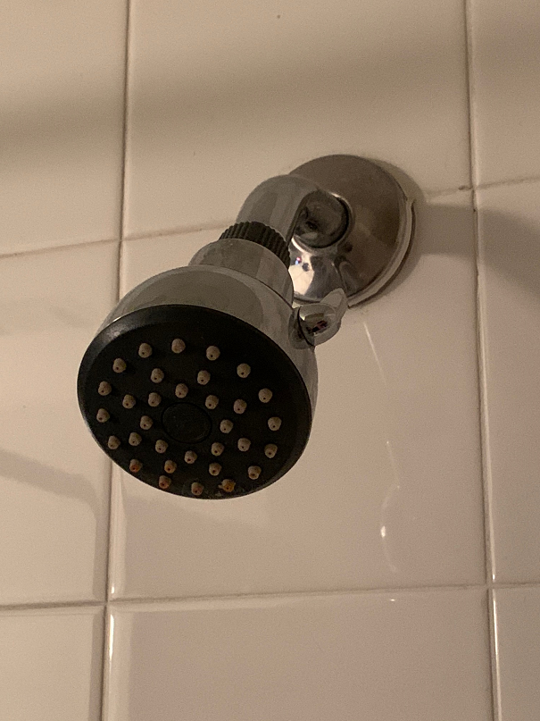 How To Clean Your Shower Head Without Vinegar Delicious Comfort